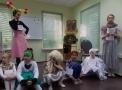 Постановочный спектакль на Рождественские темы в Воскресной школе храма Святителя Николая в Хамовниках