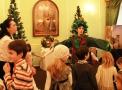 Рождество Христово в Храме Святителя Николая в Хамовниках