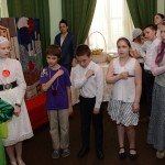 Пасхальные торжества в Воскресной школе храма свт.Николая в Хамовниках